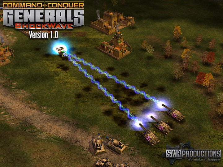Patch de Command Conquer : Generals 18 - 16