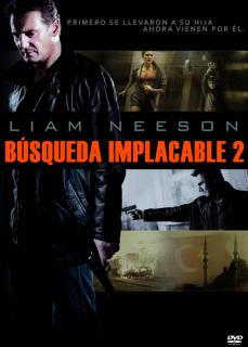 Busqueda Implacable 2 [2012] [3gp/Mp4/DVDRip Latino HD Mega