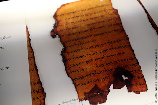 Ten Commandments manuscripts