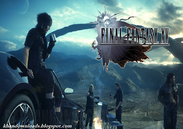 Final Fantasy 15 Game