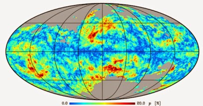 Planck dust map