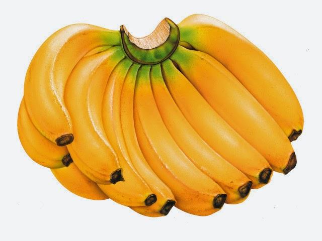 Если любимый фрукт банан