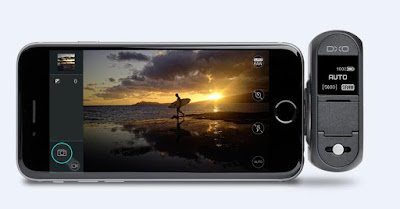 Must Have iPhone Photography Gadgets - DxO One