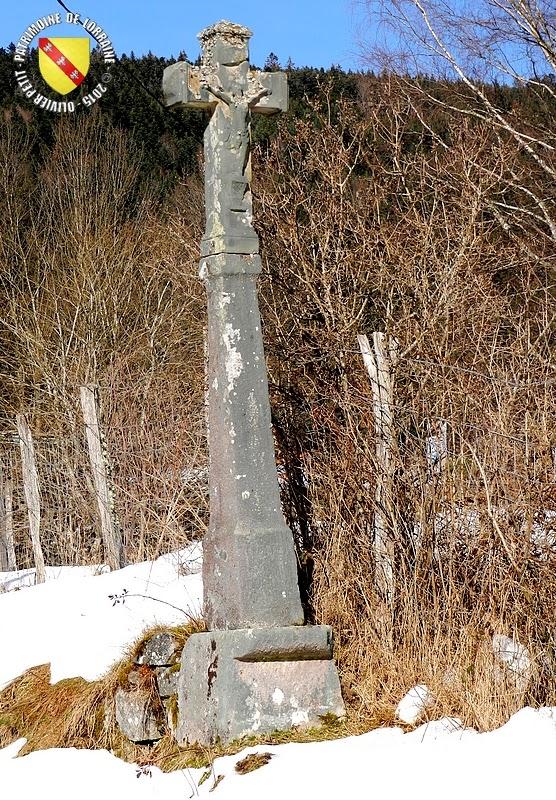 Gérardmer - Croix de chemin, chemin du Cresson