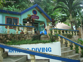 Enzian Cottage, Artistic Diving, Sipalay City