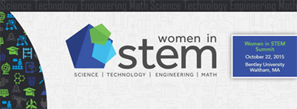 The IIR's Women in STEM Summit 2015, Bentley University, Massachusetts