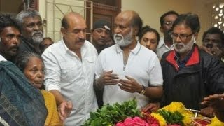 Manorama death: Rajinikanth, Vijay, Ajith pay tributes