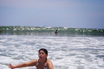 Tidal Wave in Sayulita?