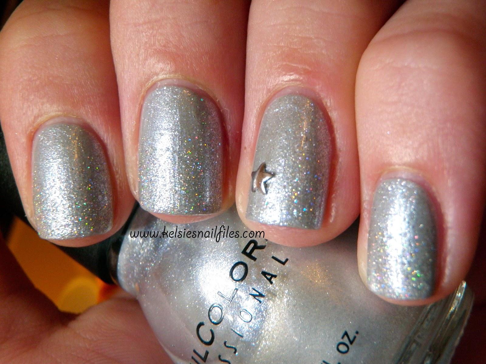 kelsie\'s nail files: Twinkle Twinkle Little Star