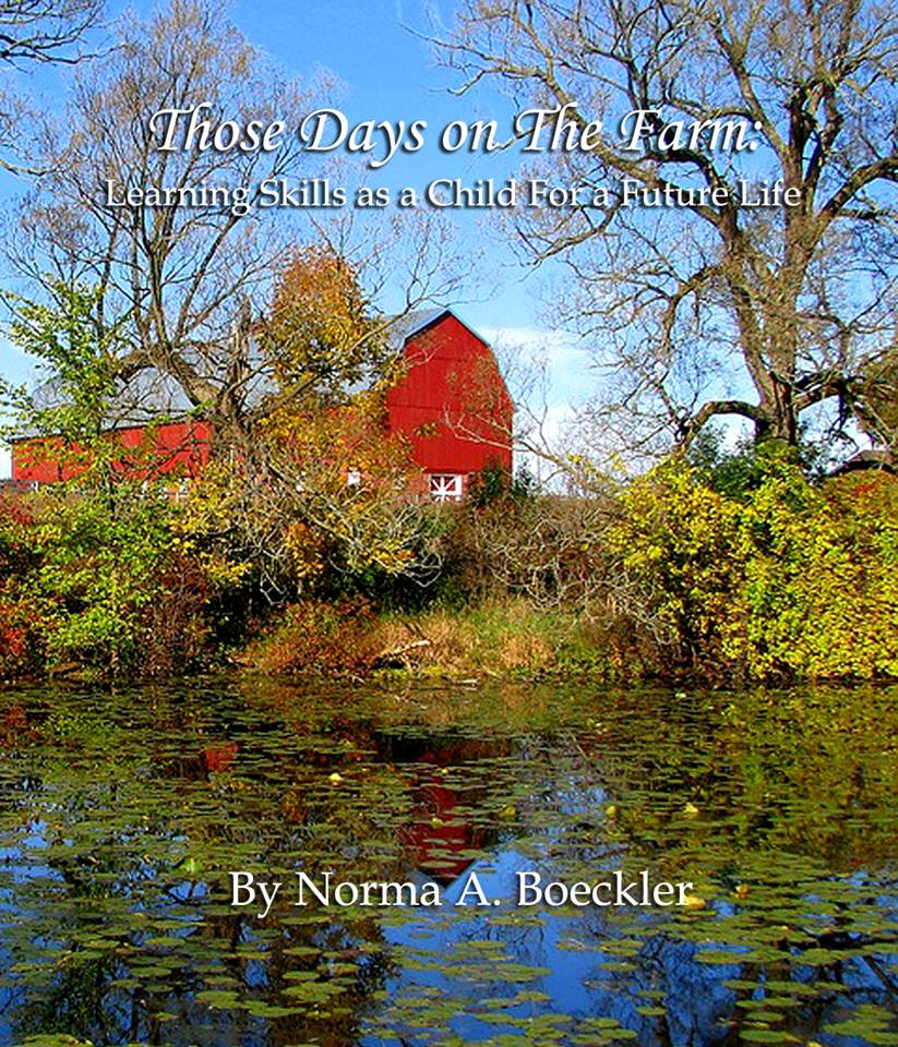 <b>Norma Boeckler&#39;s New Book</b>
