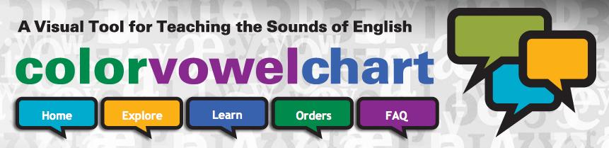 The Color Vowel Chart