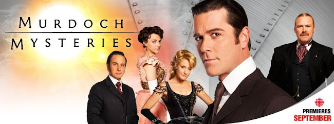 Nicky's Murdoch Mysteries Forum