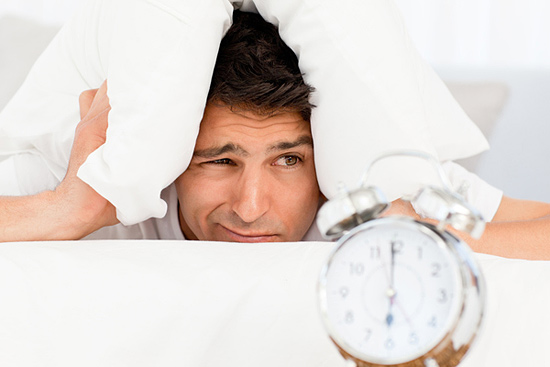 Мужчина не может уснуть без секса