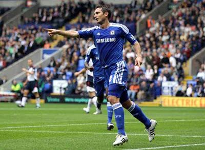Bolton Wanderers 1 - 5 Chelsea FC (1)