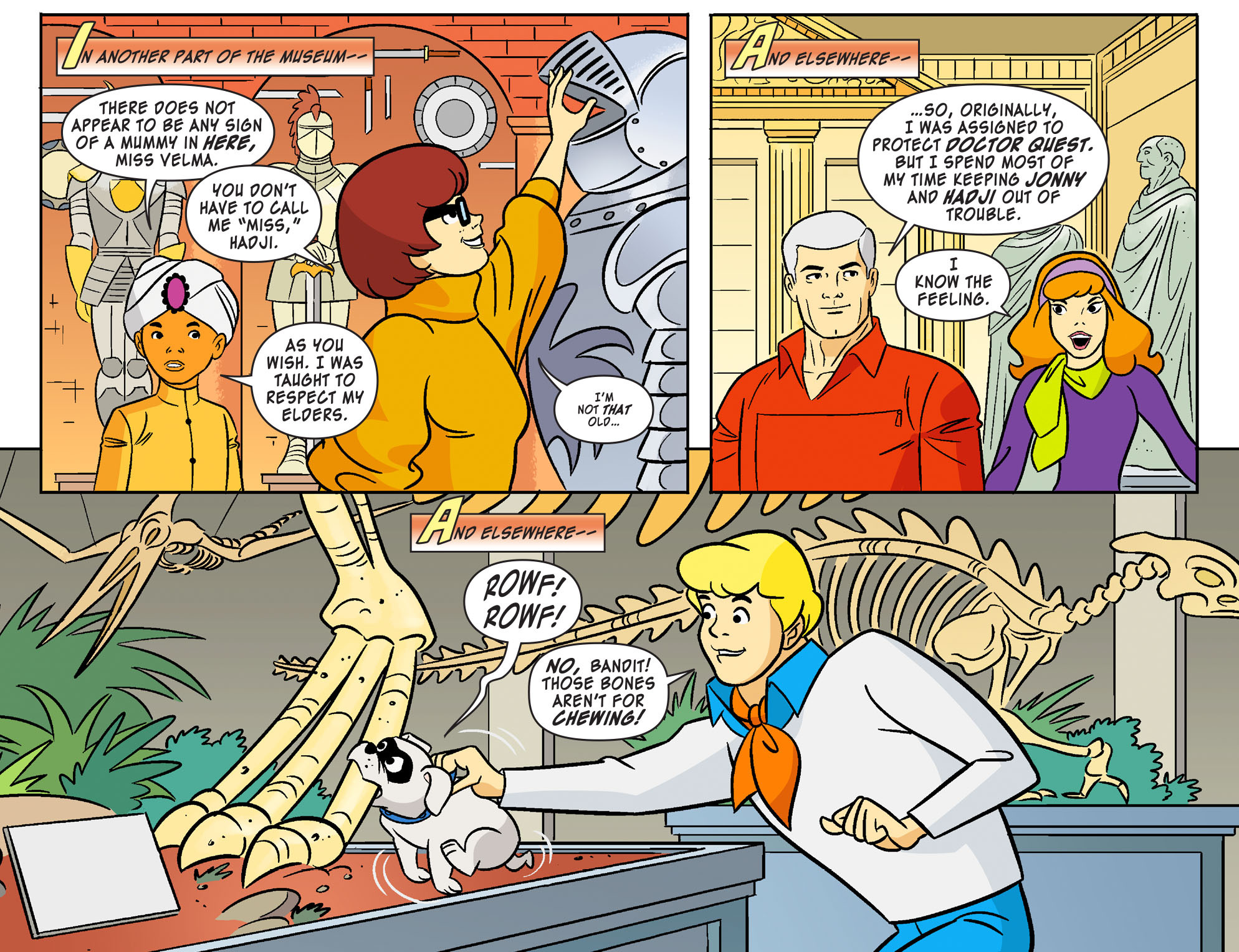 Read online Scooby-Doo! Team-Up comic -  Issue #19 - 10