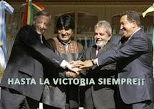 Después de San Martín, Bolívar, O'higgins, Sucre, Artigas...