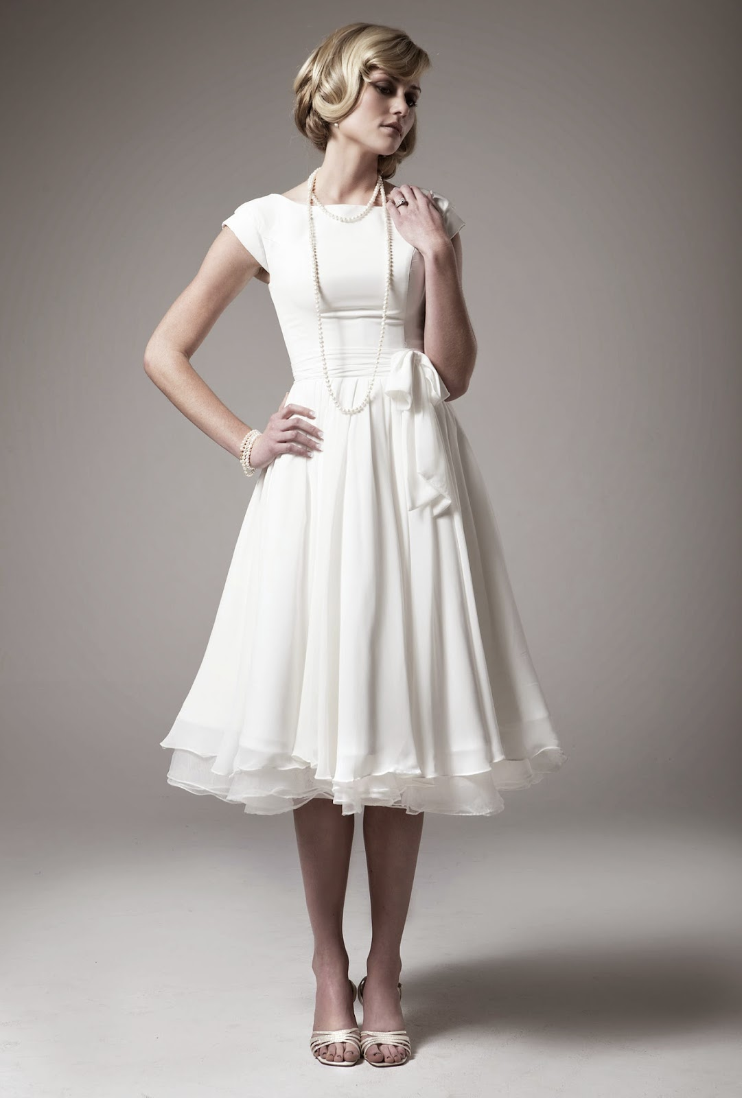 Casual wedding dresses 2nd marriage for Wedding dress for casual wedding