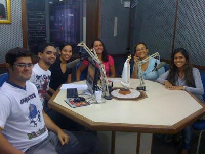 #JMemAção: Entrevista à Rádio Catedral 106,7 FM - RJ