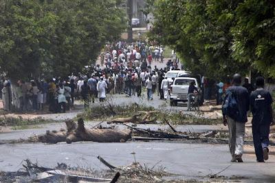 Guiné-Bissau: Frente anti-golpe congratula-se com envio de força militar