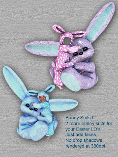 free bunny suits II preview Free Bunny Suit Images Pt2