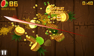 Free Game Fruit Ninja HD For PC