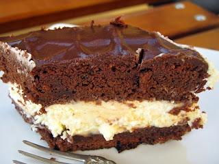 Torta Kinder Delice con Mascarpone