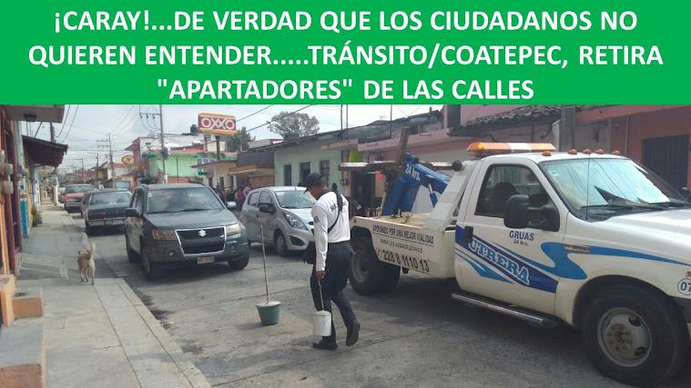 TRANSITO DEL ESTADO