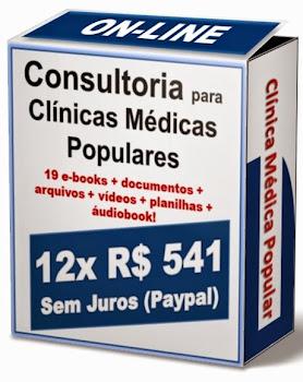 Consultoria Online + E-books