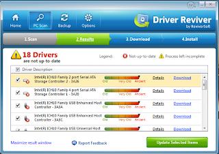 Driver Reviver v3.1.648.11122