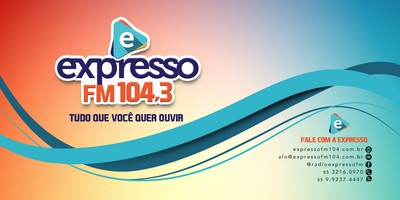 Radio FM Expressso 104.3