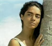 Cena da novela Tieta, produzida pela TV Globo.