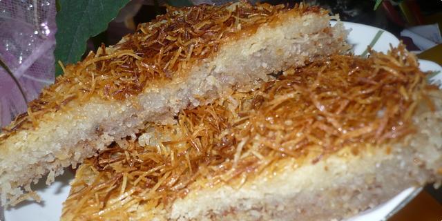 Bosanski kuhar  Mostarski kadaif