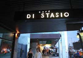 Cafe Di Stasio, St Kilda, Melbourne