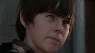 The Walking Dead, Carl Grimes, Chandler Riggs, I Ain't a Judas, AMC