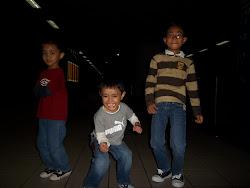 MY BOY'S........