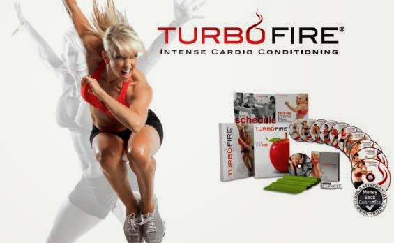 Turbo Fire Fitness Program