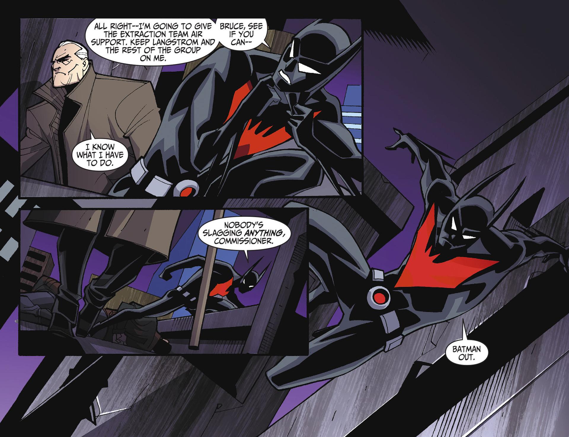 Batman Beyond 2.0 #14 #27 - English 14