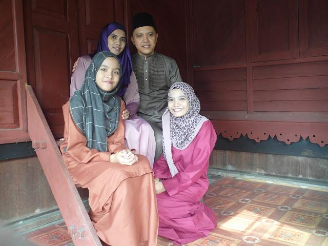gambar mamaD, Hanis, Nina