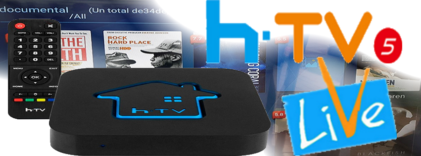 H-TVBOX 5 Latino