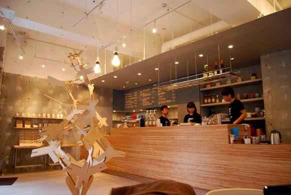 Imagen de un FabCafé en Tokyo