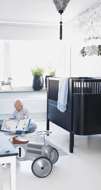 girlystan porteurs vintages pour enfant. Black Bedroom Furniture Sets. Home Design Ideas
