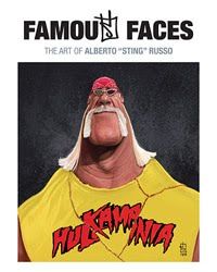 Famous Faces - NEW BOOK!