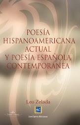 """""""Poesía hispanoamericana actual y poesía española contemporánea"""""""