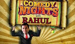 Rahul Gandhi funny comedy nights