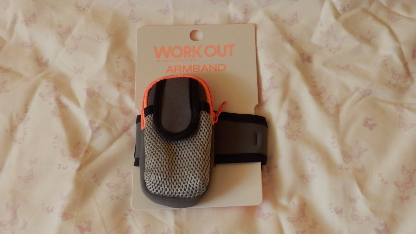 Primark Haul Workout Armband