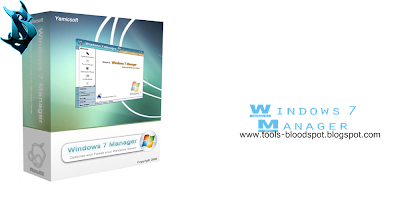 Windows 7 Manager Final Free