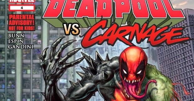 Carnage deadpool