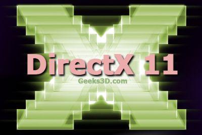 Directx 11 Download Free For Windows 7 / 8 / 10 Full Version Bit