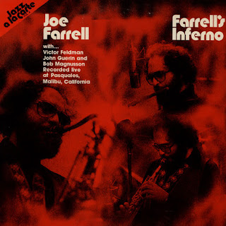 Joe Farrell Moon Germs