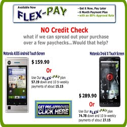 No Credit Check Phone Plans | Get 2 Lines for Just $120 ...